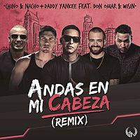 Andas En Mi Cabeza (Remix) - Chino y Nacho (feat. Daddy Yankee Don Omar y Wisin).mp3