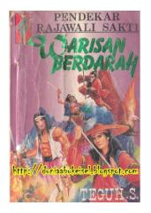 PENDEKAR RAJAWALI SAKTI- 30. Warisan Berdarah.pdf