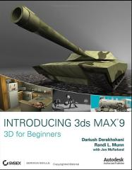 3ds Max - Introducing 3ds Max 9. 3D for Beginners.pdf
