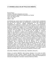 INTERES LEGAL EN UN TITULO DE CRÉDITO.rtf