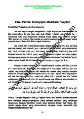14 Fasal Perihal Kewajipan Membaiki 'Aqidah.pdf
