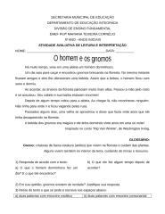 ATIVIDADE DE PORTUGUES 5 ANO.doc