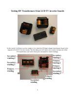 Testing HV transformers in LCD TVs.pdf