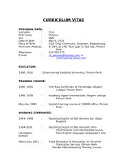 CURRICULUM VITAE-Chin Channa.doc
