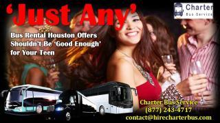 Houston charter bus rental.pptx