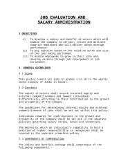 Job Evaluation.doc