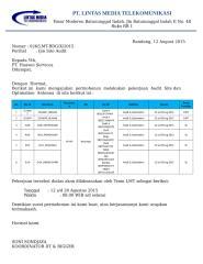 Surat Pengantar For DEDE Subang Permit LMT.docx