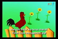 YEIY ANIMATION - LAGU ANAK INDONESIA - BANGUN TIDUR.mp4