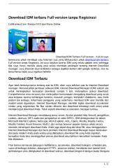 download idm terbaru full version tanpa registrasi_2.pdf