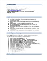 LTE RF Optimization Expert (Ahmed El-Agamy).docx