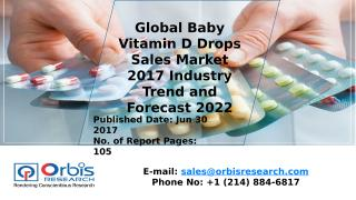 Global Baby Vitamin D Drops Sales Market 2017 Industry Trend and Forecast 2022.pptx
