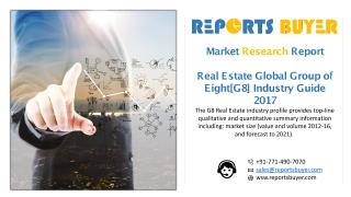 Real Estate Group of Eight [G8] Industry Guide 2017.pdf